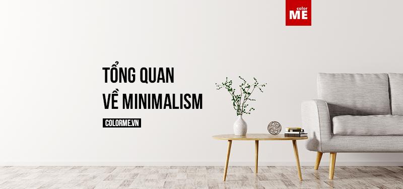 Lược sử về phong cách thiết kế minimalism
