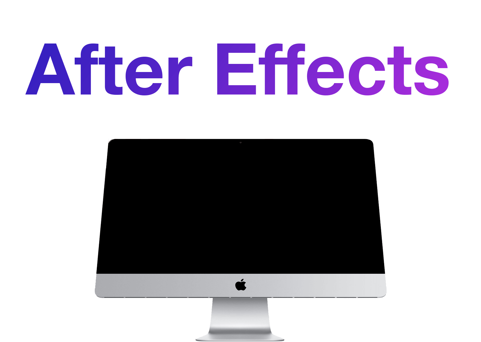 imac-display image after effect - ColorME 1