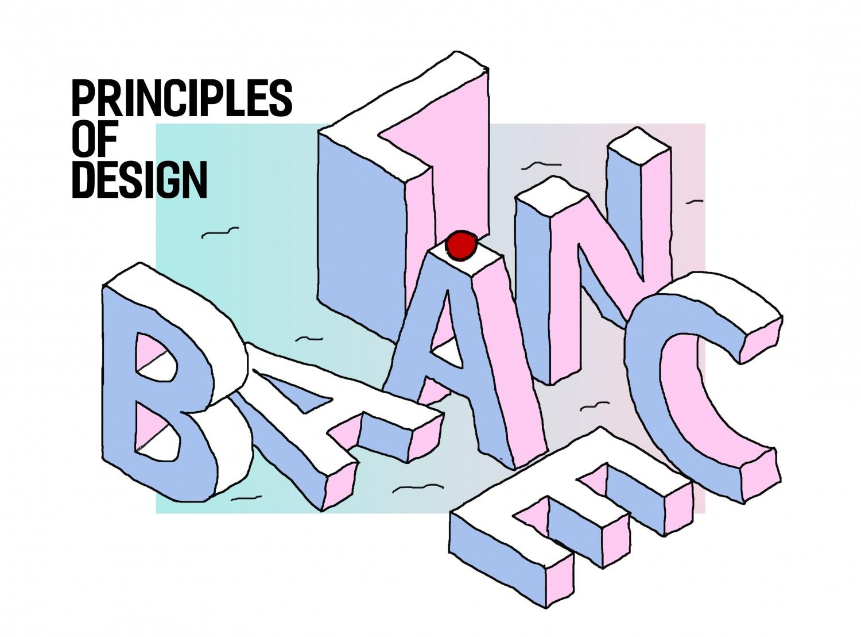 [nguyên tắc cơ bản trong thiết kế] phần 1  sự cân bằng