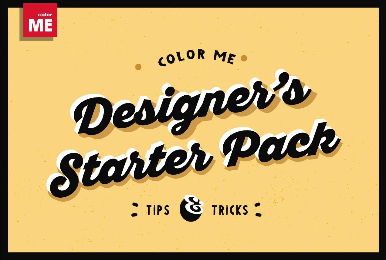 Bạn có hứng thú với những hình ảnh, sản phẩm thiết kế đẹp? Bạn muốn có thể tự mình tạo ra các thiết kế mang dấu ấn của riêng mình nhưng không biết nên bắt đầu từ đâu? Hãy cùng colorME bắt đầu tìm hiểu về lĩnh vực thú vị này qua các tips tiếp theo nhé.
