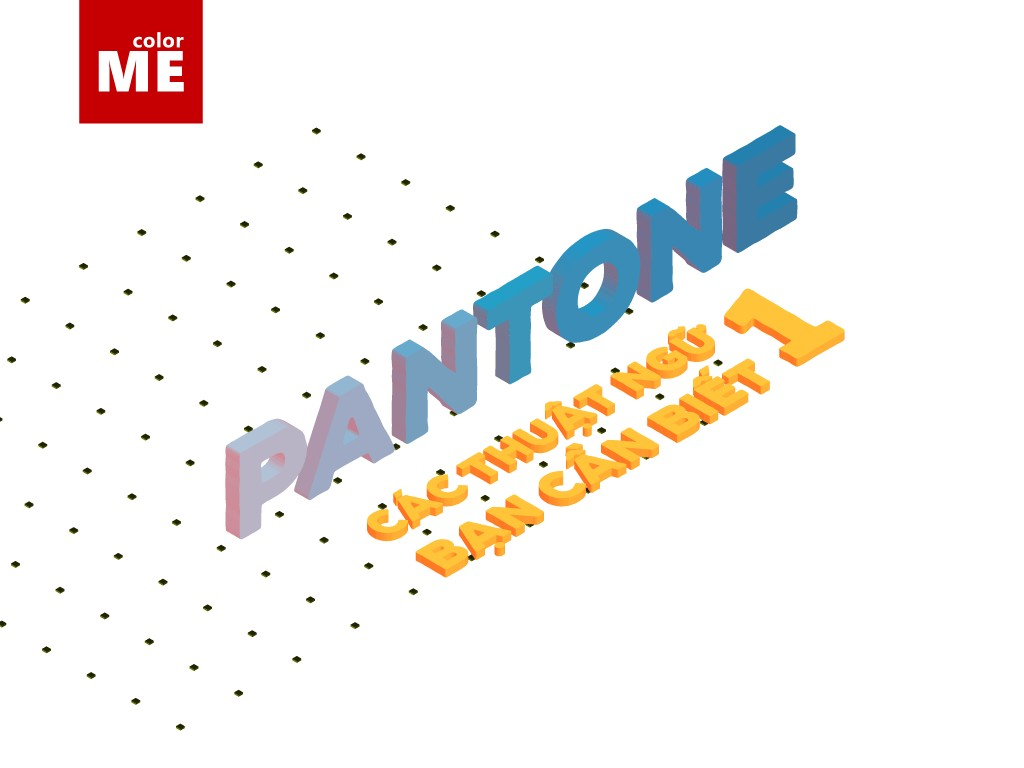 Ngày nay, Pantone được coi như tiêu chuẩn màu sắc toàn cầu. Họ cung cấp nhiều bảng màu khác nhau dành cho nhiều mục đích khác nhau. Vì vậy việc hiểu được ngôn ngữ của Pantone là điều thực sự cần thiết cho nhà các nhà thiết kế đồ họa. Chúng ta cùng xem qua