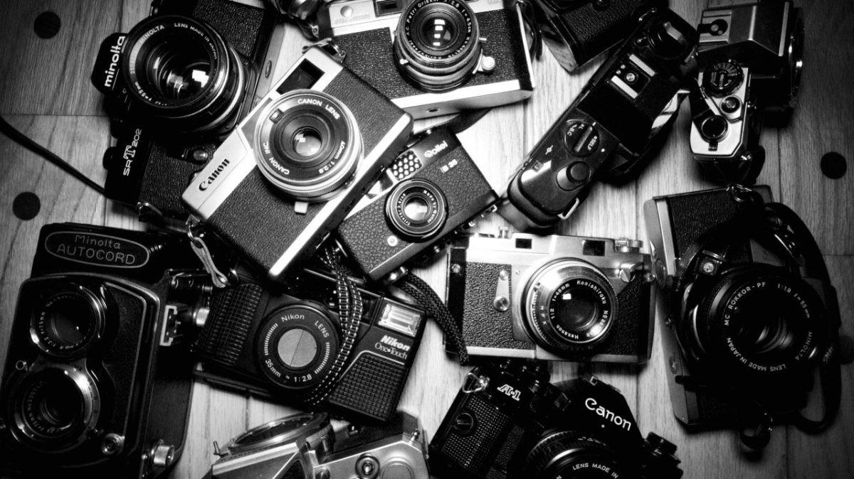 Phân loại một số dòng máy ảnh phim thông dụng