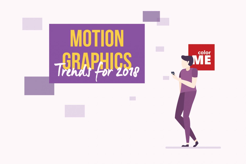Motion graphis trends for 2018  ·  xu hướng đồ họa chuyển động năm 2018