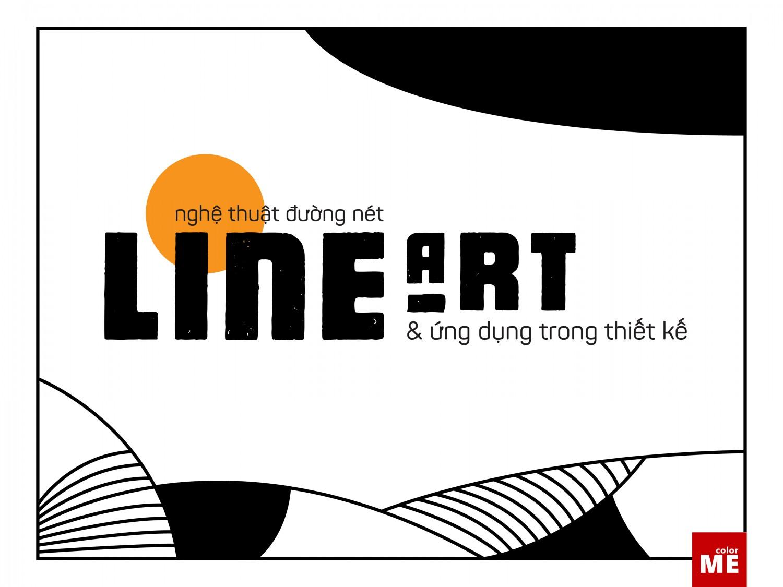 Line art ·  nghệ thuật đường nét & những cách ứng dụng trong thiết kế đồ họa