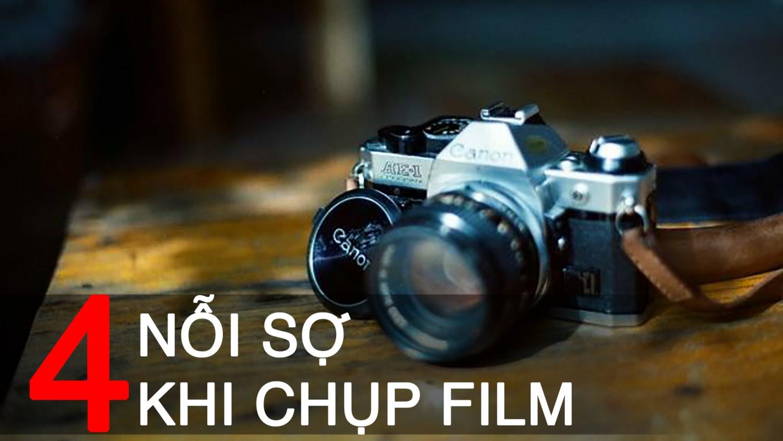 """Chụp film là một trải nghiệm rất tuyệt vời, không chỉ ở thành quả mà còn ở những cảm giác khi sử dụng chiếc máy film cổ kính. """"Nỗi sợ"""" cũng là 1 đặc sản cảm xúc trong nhiếp ảnh film. Cùng ColorME điểm qua 4 nỗi sợ dù newbie hay """"lão làng"""" cũng đều gặp phải nhé!"""