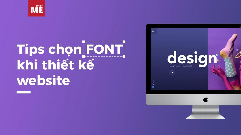 Khi thiết kế web, lựa chọn font chữ dễ đọc là một trong những yếu tố quan trọng nhất.  Ngoài việc nhìn tổng quát, hãy chú ý cả những chi tiết nhỏ sau để đảm bảo chọn được font chữ dễ đọc nhất nhé.