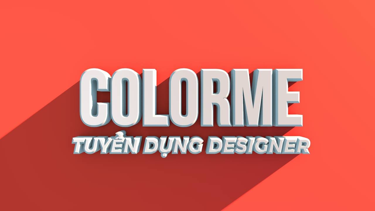 Các bạn có muốn join ColorME mùa hè này không ? Nhanh tay apply và tham gia cùng chúng mình nhé ;)