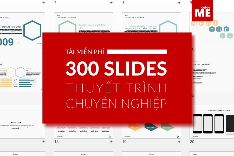 Slides luôn là yếu tố quan trọng để bài thuyết trình dễ hiểu và thu hút, giúp chúng ta gây ấn tượng với người nghe.