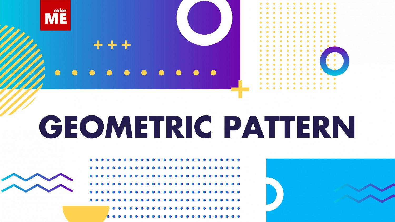 Trong thế giới họa tiết, bạn đã từng nghe tới Geometric Pattern? Chúng rất được các designer ưa chuộng đó. Geometric Pattern giúp thiết kế trở nên thú vị và có điểm nhấn hơn, đồng thời tạo những hiệu ứng thị giác khác nhau cho người nhìn.