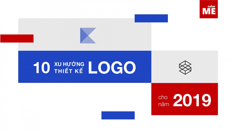 10 xu hướng thiết kế logo cho năm 2019