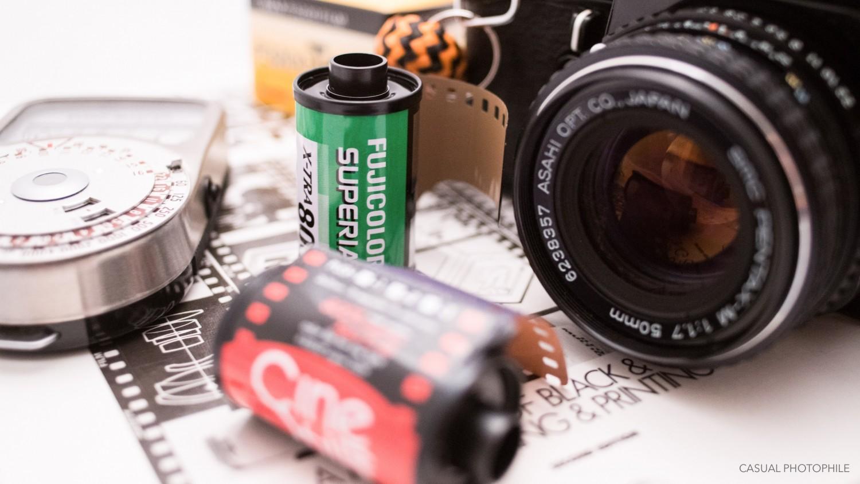 Một bài viết tổng hợp những điều cần biết về các loại film để bạn có thể chọn cho mình một cuộn film phù hợp với mục đích và nhu cầu sử dụng nhé :D