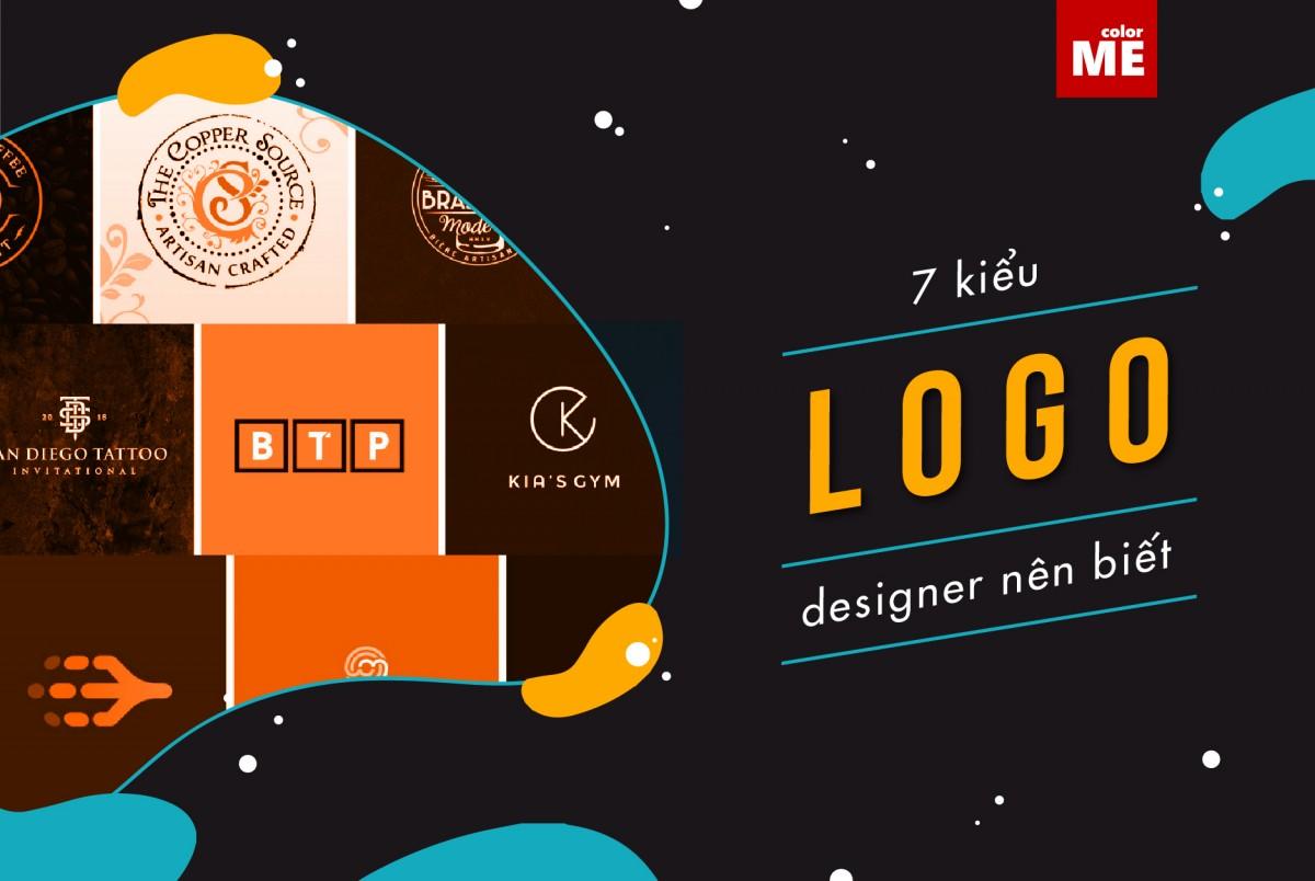 Cho dù bạn đang muốn mở shop online, kinh doanh hay làm truyền thông cho sự kiện, CLB,.. một chiếc logo 'xuất sắc' chắc chắn sẽ giúp hành trình của bạn suôn sẻ hơn, 'ghi điểm' ấn tượng trong tâm trí khách hàng. Cùng ColorME tìm hiểu 6 hướng thiết kế logo phổ biến và nổi bật nhất, được hầu hết các thương hiệu ưu ái sử dụng. Đặc biệt, bài viết sẽ gợi ý những tips Do and Don't hữu ích đối với từng mẫu thiết kế logo, đừng bỏ qua nhé!