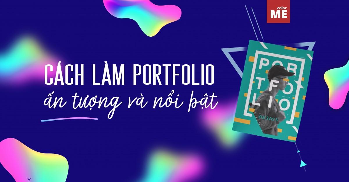 Portfolio được ví như một tờ giấy thông hành để bạn gia nhập vào ngành công nghiệp thiết kế đồ họa. Vậy các designer cần những lưu ý gì để làm portfolio chuyên nghiệp và nổi bật? Tất cả sẽ được bật mí trong bài viết dưới đây nhé!