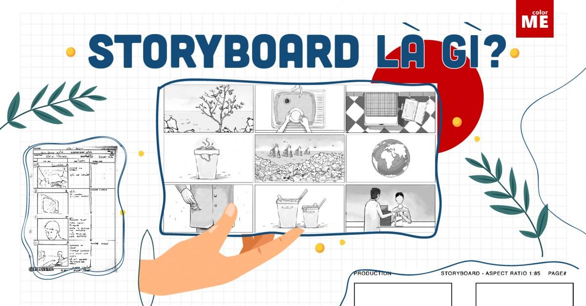 Khi bạn tạo một video, việc lên kế hoạch sản xuất là vô cùng quan trọng. Một trong những giai đoạn không thể thiếu của việc lên kế hoạch cho video, chính là tạo storyboard (bảng phân cảnh). Vậy storyboard là gì? Cùng ColorME tìm hiểu qua bài viết này nhé