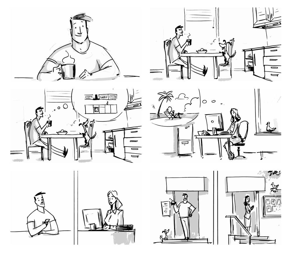 Storyboard là gì hình ảnh 2