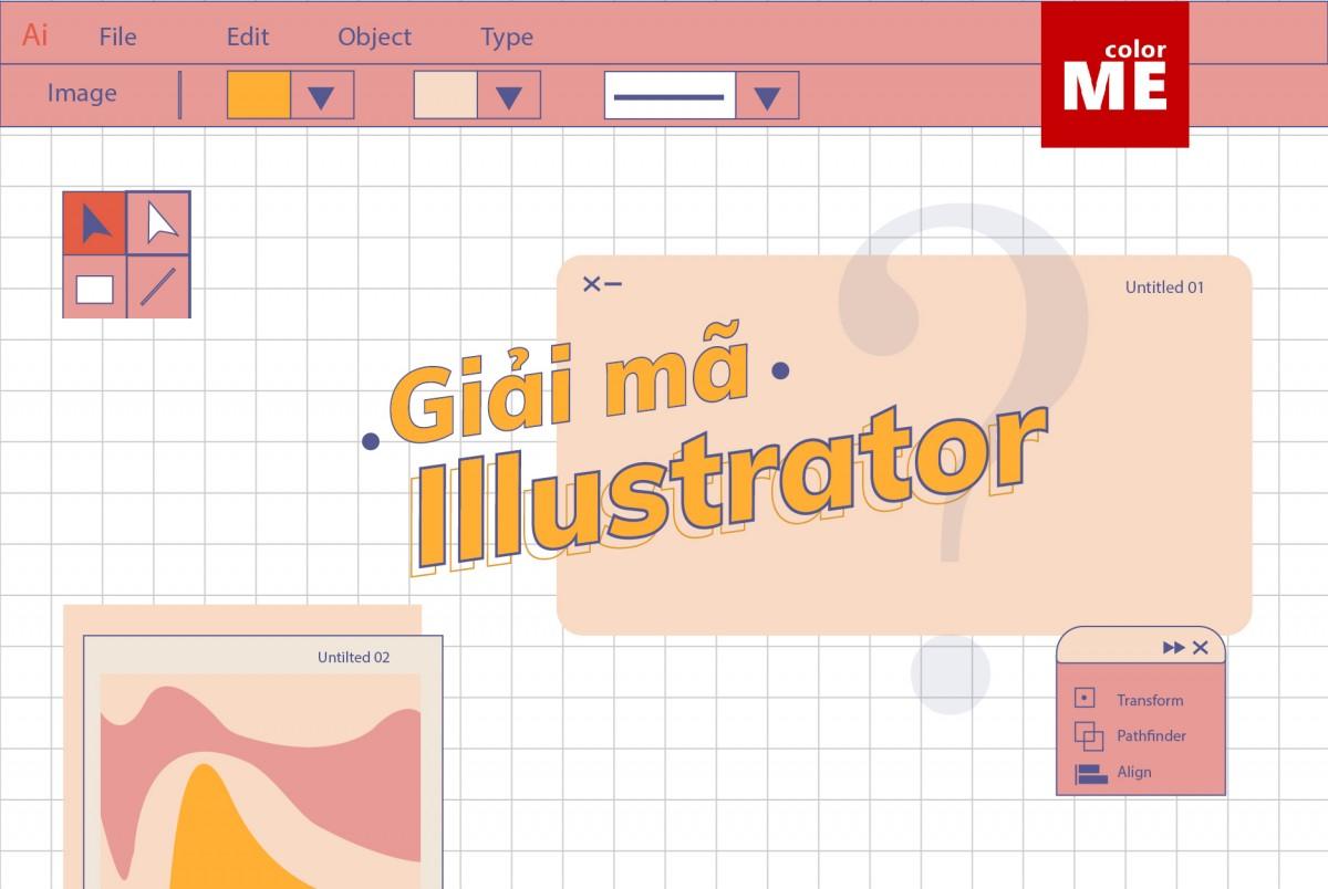 Để thiết kế những ấn phẩm đa dạng, hiện đại, hầu hết designers không chỉ biết tới Adobe Photoshop, mà còn thành thạo sử dụng phần mềm Adobe Ilustrator. Vậy phần mềm Adobe Illustrator là gì ? Và 5 ứng dụng nào tốt nhất của phần mềm này ? hãy cùng khám phá nhé: