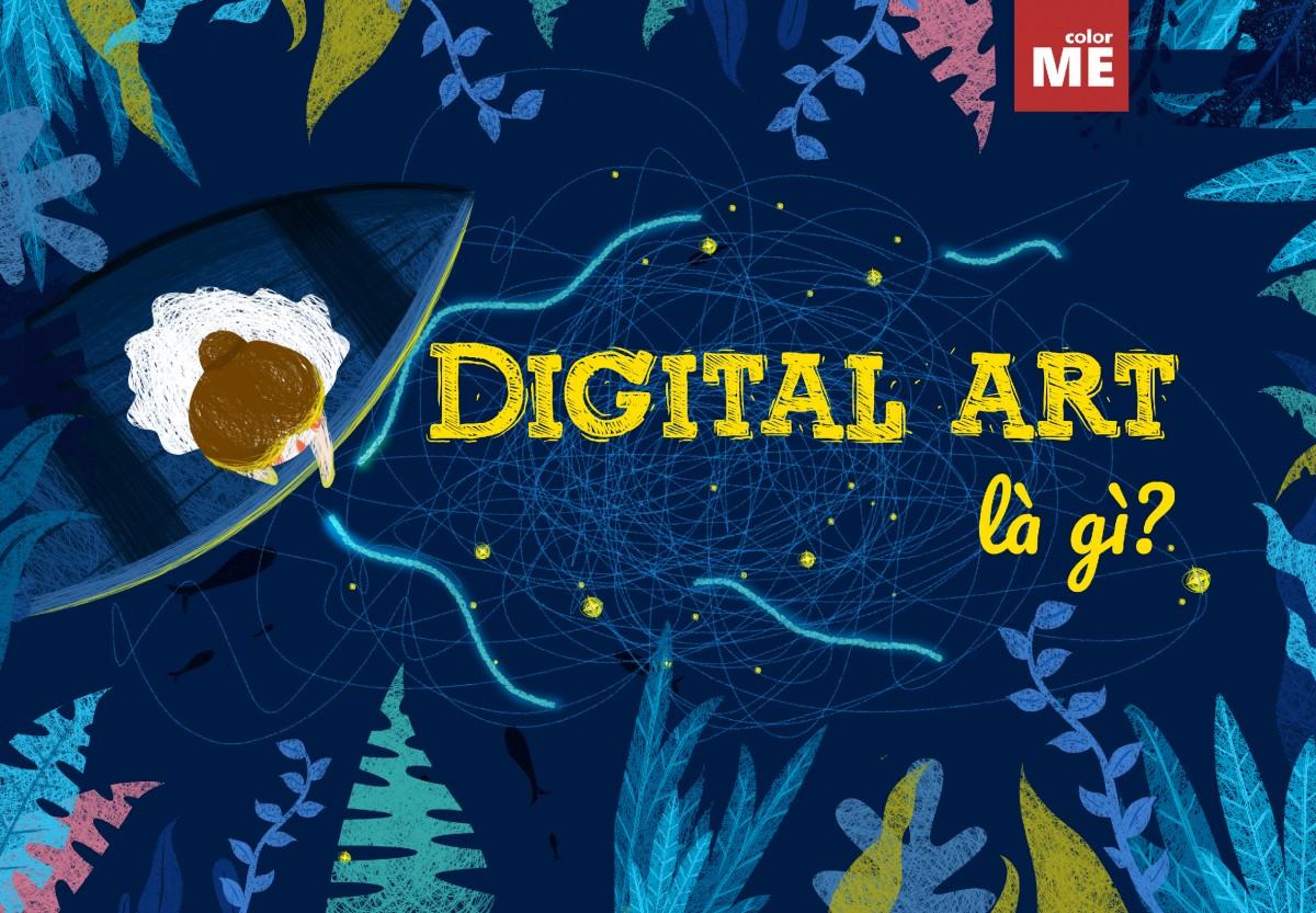 Bạn đã từng nghe tới Digital Art, thậm chí cũng đã từng xem một số tác phẩm của thể loại này, nhưng vẫn chưa hiểu rõ Digital Art là gì? Hãy để bài viết dưới đây trả lời cho bạn nhé.