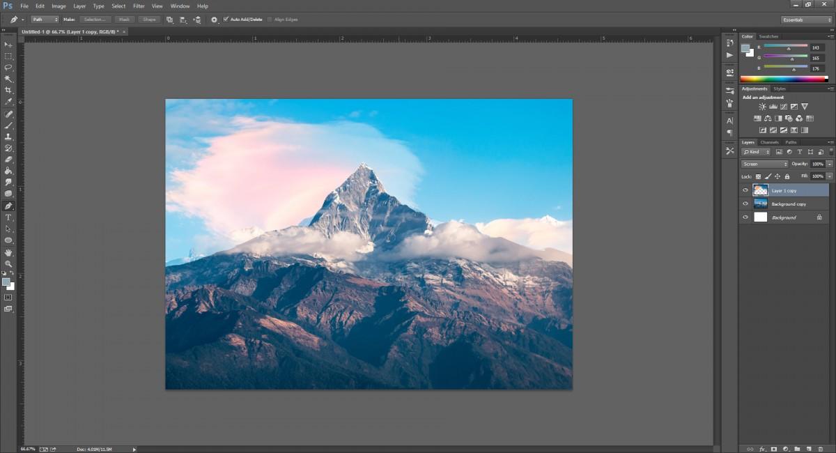 8 Bước Đơn Giản Giúp Bạn Ghép Ảnh Trong Photoshop Cs6
