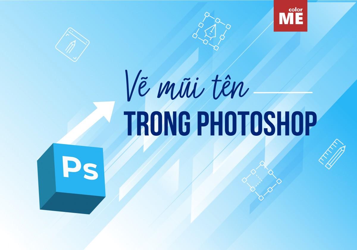 Vẽ mũi tên trong Photoshop không hề khó, chỉ với vài thao tác đơn giản là bạn có thể vẽ nhiều hình dáng mũi tên khác nhau, phù hợp với nhu cầu của bản thân. Bài viết dưới đây sẽ hướng dẫn chi tiết cho bạn.