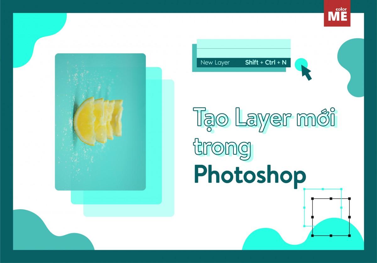 Bạn muốn biết cách tạo mới layer trong photoshop nhanh chóng và biết cách quản lí hiệu quả 'hai triệu năm' layer trong mỗi thiết kế hiệu quả hơn ? Vậy thì hãy khám phá ngay hướng dẫn dưới đây để cập nhật ngay 2 bước đơn giản để tạo mới layer trong photoshop và 101 kĩ năng quản lí layer hiệu quả:
