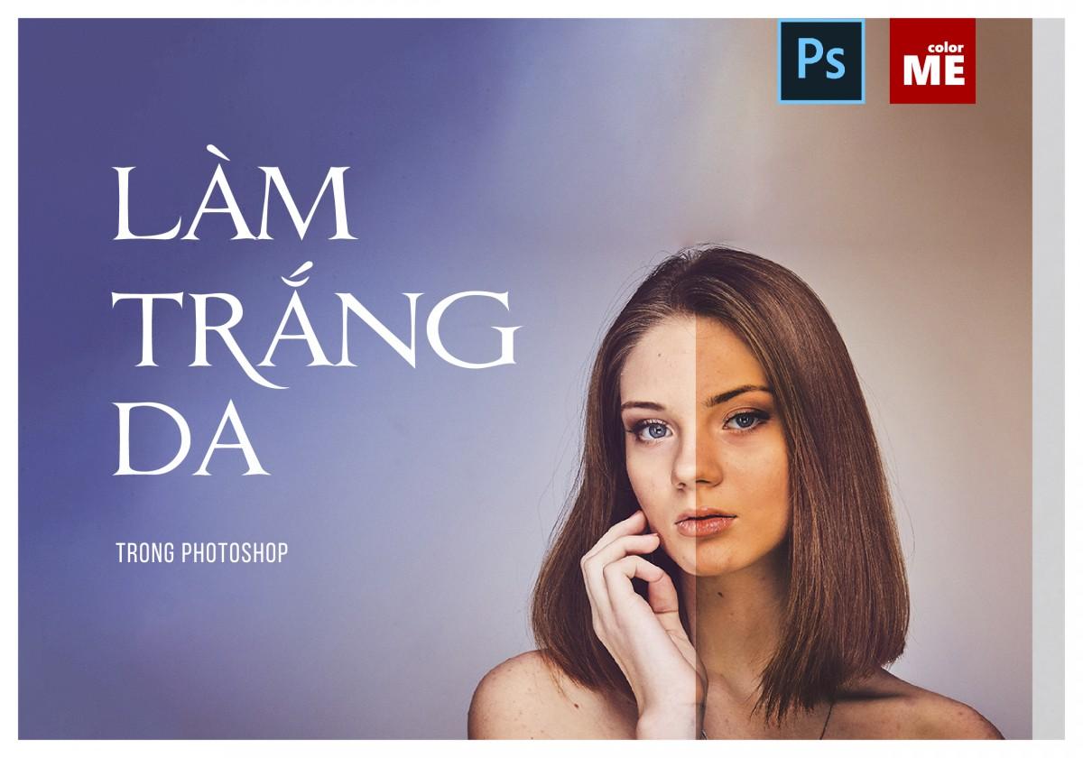 Việc thay đổi tone da trong Photoshop tốn khá nhiều công sức và tưởng chừng rất khó. Đừng lo, ColorMe sẽ chỉ cho bạn 2 cách làm trắng da trong Photoshop vô cùng đơn giản nha.