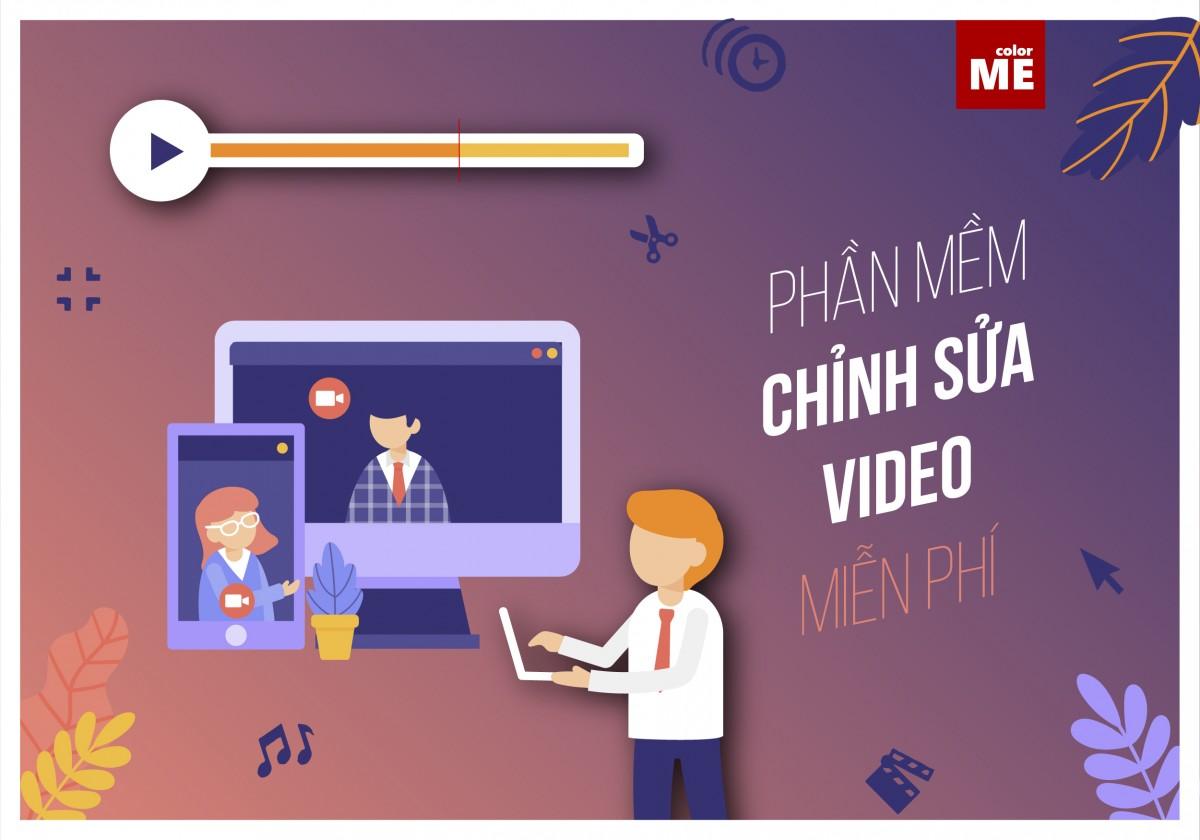Video đang dần trở nên phổ biến khi nhu cầu chia sẻ của con người ngày càng lớn. Điều đó đồng nghĩa với việc mọi người đang dần chú ý đến việc cải thiện chất lượng của video và tạo hiệu ứng độc đáo, bắt mắt cho video của mình. Vậy còn chờ gì nữa, hãy cùng ColorMe khám phá 5 phần mềm chỉnh sửa video miễn phí tốt nhất nhé.