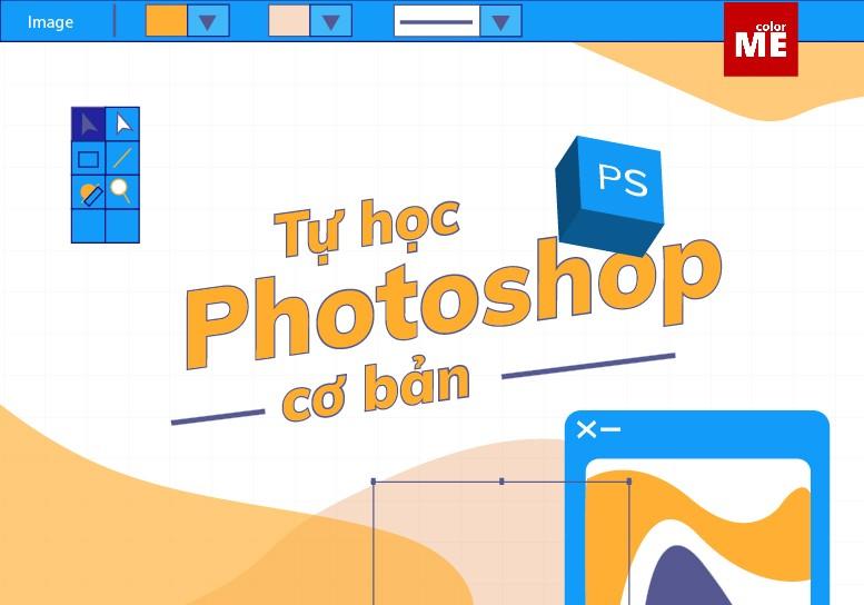 Làm thế nào để tự học Photoshop cơ bản từ con số 0? Hay tự bắt đầu chỉnh sửa ảnh, thiết kế với các hướng dẫn cơ bản trên mạng. Bài viết này sẽ giúp bạn với tổng hợp lộ trình tự học Photoshop cơ bản cho người mới bắt đầu. Bài viết sẽ như một lớp học Photoshop Online, giải nghĩa cho bạn toàn diện các khái niệm, yếu tố trong Photoshop, đưa ra những hướng dẫn Photoshop cs6, về cách chỉnh sửa ảnh và tài liệu mở rộng.