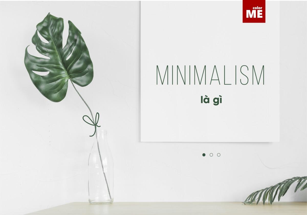 Khi những thiết kế màu mè với nhiều chi tiết phức tạp khiến người xem rối mắt và không hiểu hết thông điệp thì những thiết kế theo phong cách minimalism là sự lựa chọn hoàn hảo cho các designer. Vậy, minimalism là gì? Các xu hướng thiết kế theo minimalism hiện nay như thế nào. Hãy cùng ColorMe tìm hiểu điều đó nhé.