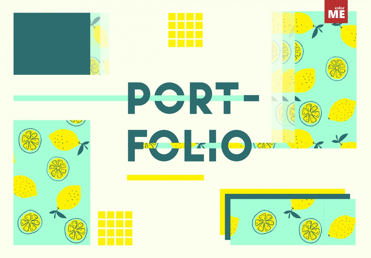 Portfolio là cách nhanh nhất để doanh nghiệp tạo chú ý về sản phẩm, dịch vụ, hay các bạn sinh viên muốn gây ấn tượng với nhà tuyển dụng bằng óc sáng tạo của mình. Vậy portfolio là gì ? Portfolio như thế nào sẽ giúp bạn nổi bật ngay lập tức ? Hãy cùng ColorME tìm hiểu trong bài viết dưới đây nhé !