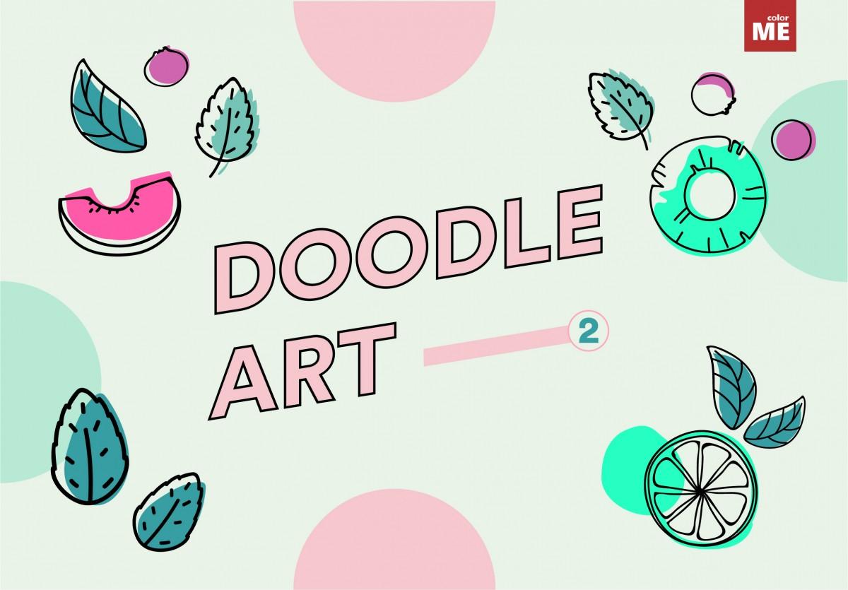 Doodle art là một trong những xu hướng vẽ tay nghệ thuật phóng khoáng và ngẫu hứng được nhiều người ưa chuộng hiện nay. Bên cạnh vẽ sketch, typography, graffiti,..., doodle art là sự lựa chọn tinh tế dành cho những bạn hay mơ mộng, nhiều ý tưởng,  thích vẽ những gì mình nghĩ. Hãy cùng ColorMe khám phá 5 bước đơn giản để vẽ doodle art thật nghệ thuật nhé.
