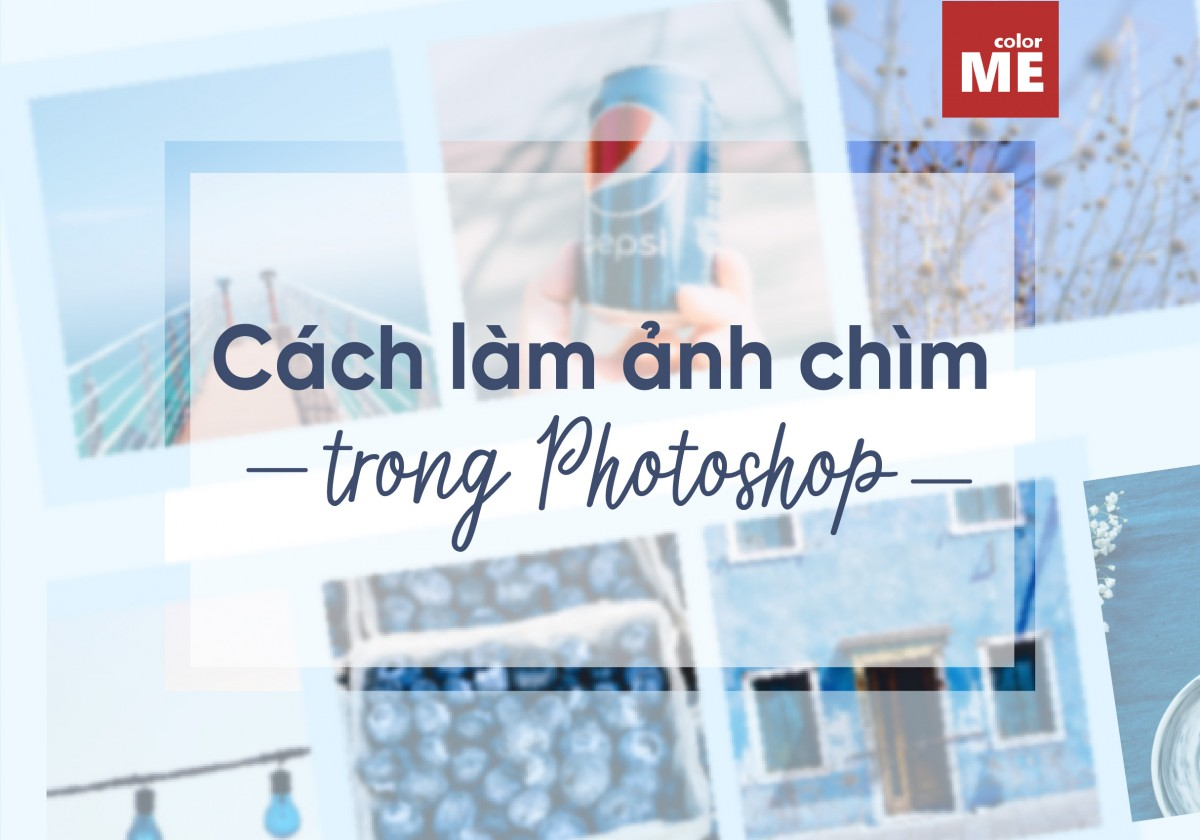 Khi thiết kế với Photoshop, chắc hẳn đã có lúc bạn muốn làm chìm bớt hình ảnh phía sau để làm nổi bật phần chữ. Vậy có những cách nào để làm ảnh chìm trong Photoshop? Hãy cùng tìm hiểu trong bài viết dưới đây nhé.