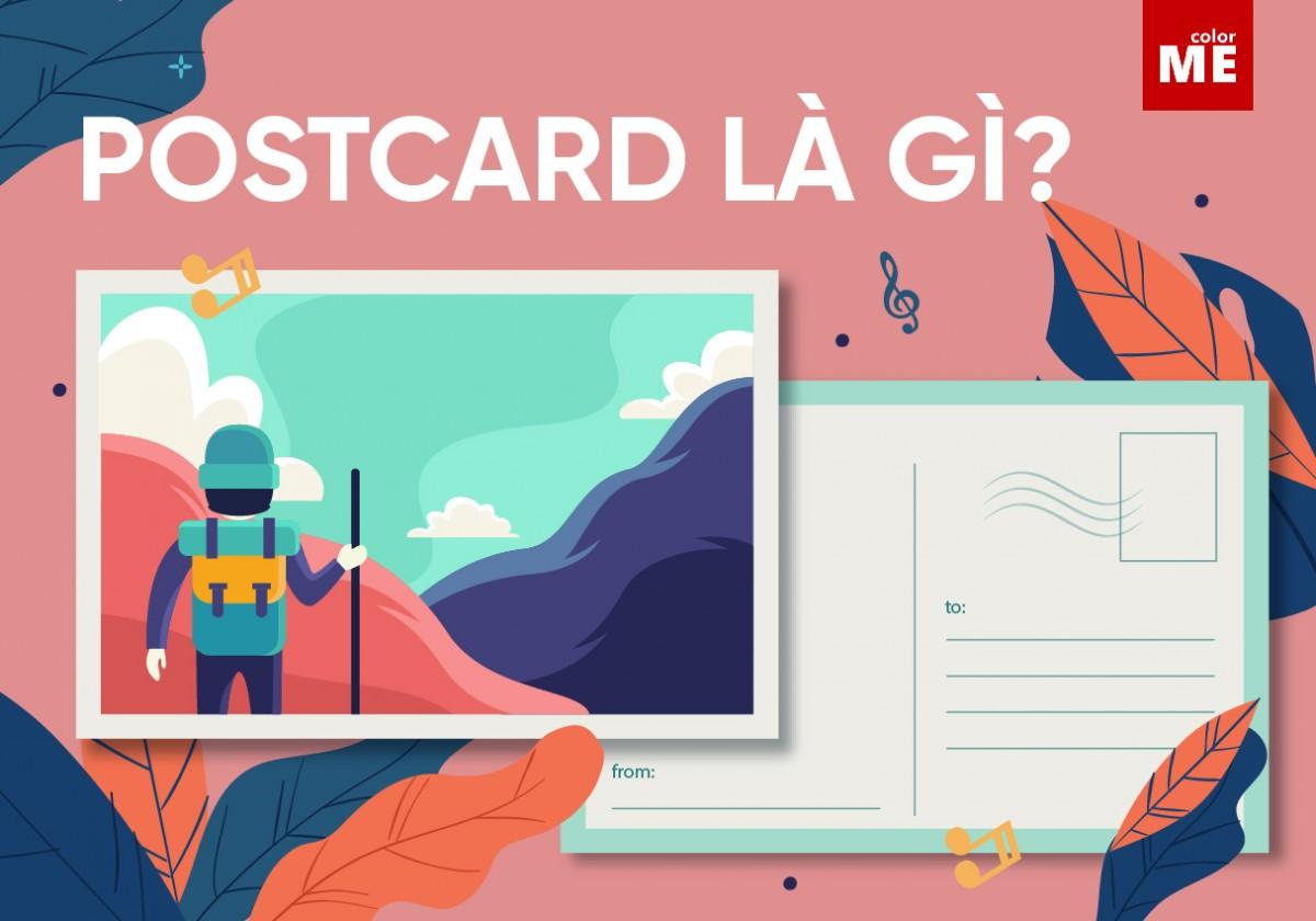 Postcard là cách thể hiện tình cảm, sự yêu mến với người thân, bạn bè qua những câu chữ ngắn gọn. Vậy làm thế nào để tạo một postcard đúng chuẩn nhưng vẫn sáng tạo theo ý thích riêng? Hãy cùng colorME tìm hiểu qua bài viết dưới đây nhé !