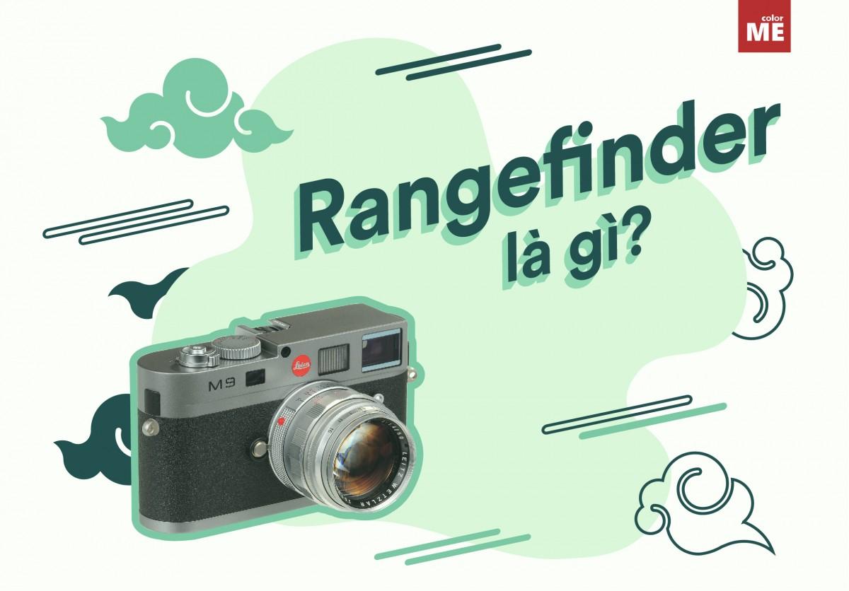 Nhắc đến nhiếp ảnh, ta thường quen thuộc với dòng máy SLR hay DSLR đang được sử dụng rộng rãi hiện nay. Nhưng mấy ai biết đến rangefinder - loại máy khởi đầu cho thời kì chụp ảnh bằng phim 35mm và những điều thú vị về chiếc máy này. Hãy cùng ColorMe khám phá nhé.
