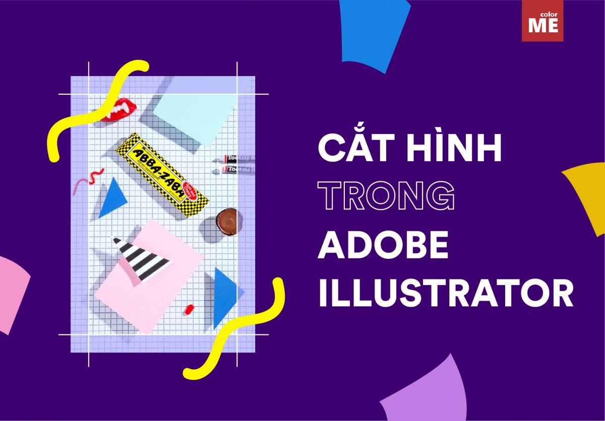 Adobe Illustrator (AI) là một phần mềm vẽ đồ họa vector chuyên nghiệp. AI không phải là một phần mềm chỉnh sửa ảnh đa năng như Photoshop nên sẽ không có nhiều chức năng chỉnh sửa ảnh. Tuy nhiên chức năng cắt ảnh bằng AI luôn được người dùng ưa chuộng vì sự dễ dàng và hiệu quả của nó. Cùng ColorME tìm hiểu ngay nhé!