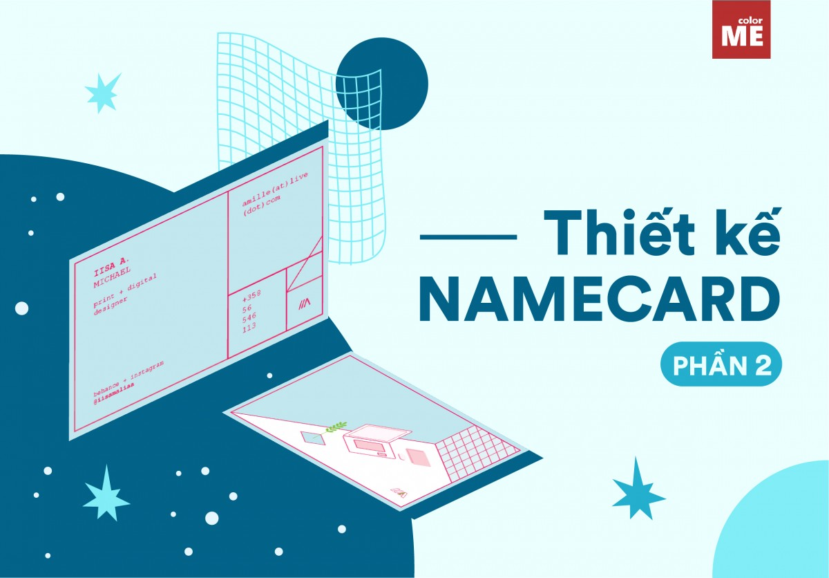 Nếu như bạn vẫn chưa có một thiết kế name card riêng nào cho mình, để có thể đưa trực tiếp cho khách hàng hoặc đối tác, bạn đang bỏ lỡ một cơ hội marketing rất hiệu quả. Vậy nên hãy cùng nhau tìm hiểu ngay những bí quyết để tạo cho mình một name card thật ấn tượng nhé!