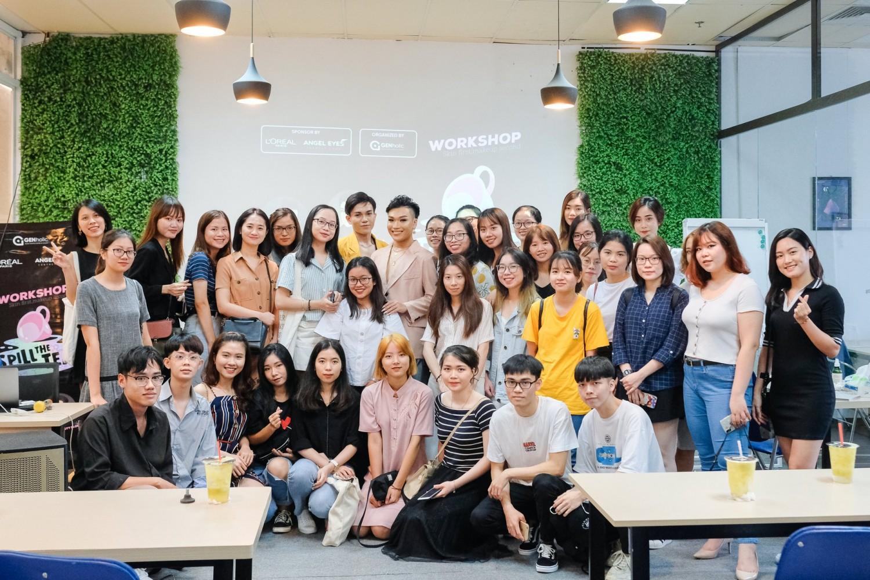 Vào ngày 8/9/2019 tại cơ sở 03 của colorME địa chỉ tầng 2, toà nhà Trung Yên I, 58A Trung Kính, Cầu Giấy đã diễn ra một sự kiện vô cùng đặc biệt mang tên WORKSHOP: SPILL THE TEA thu hút gần 50 bạn trẻ quan tâm.