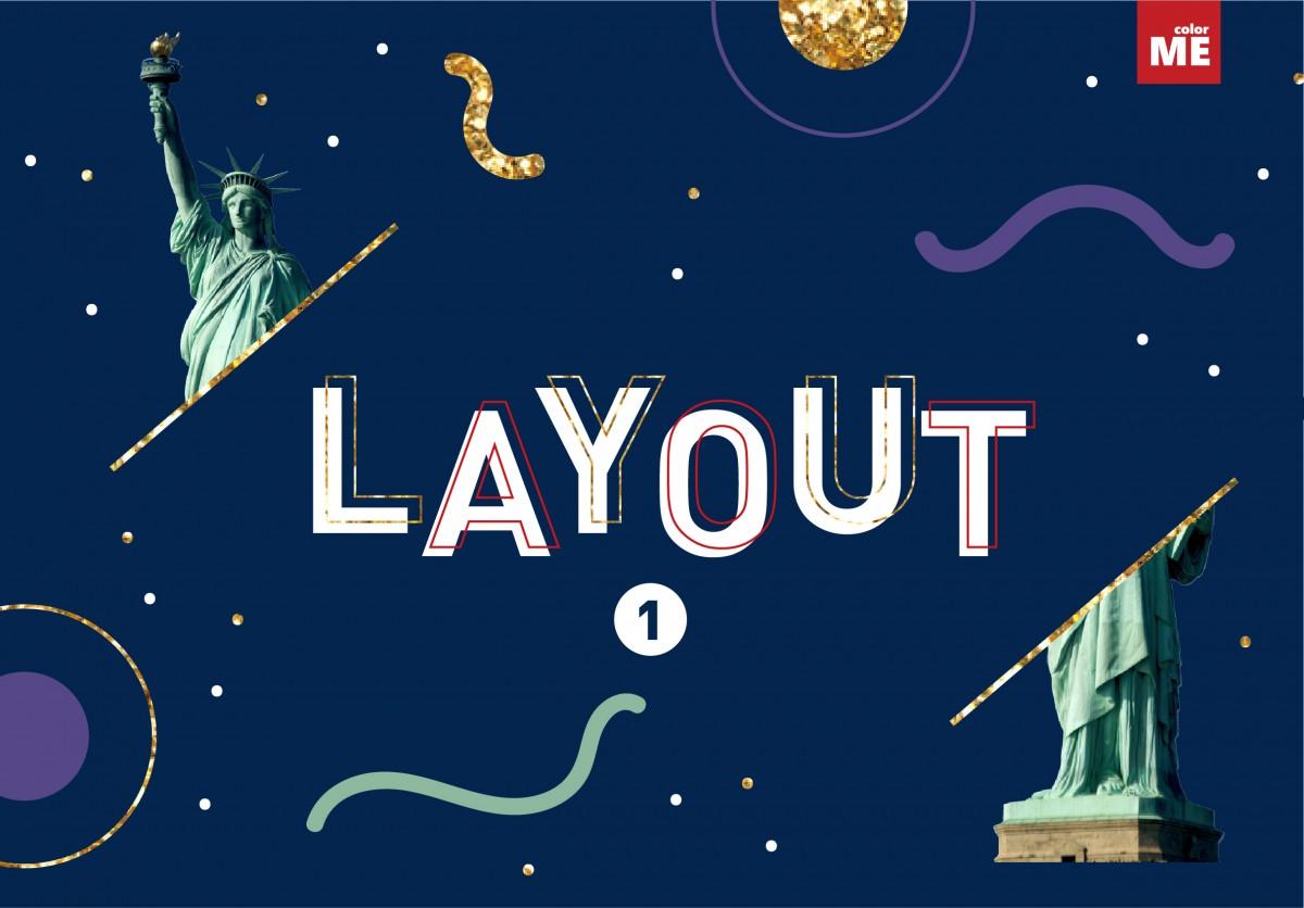 Layout đóng một vai trò quan trọng trong thiết kế đồ họa. Muốn có một thiết kế đẹp mắt, truyền tải đúng thông điệp cần có layout phù hợp với nó. Cùng tìm hiểu về 5 quy tắc trong thiết kế layout với ColorME nhé