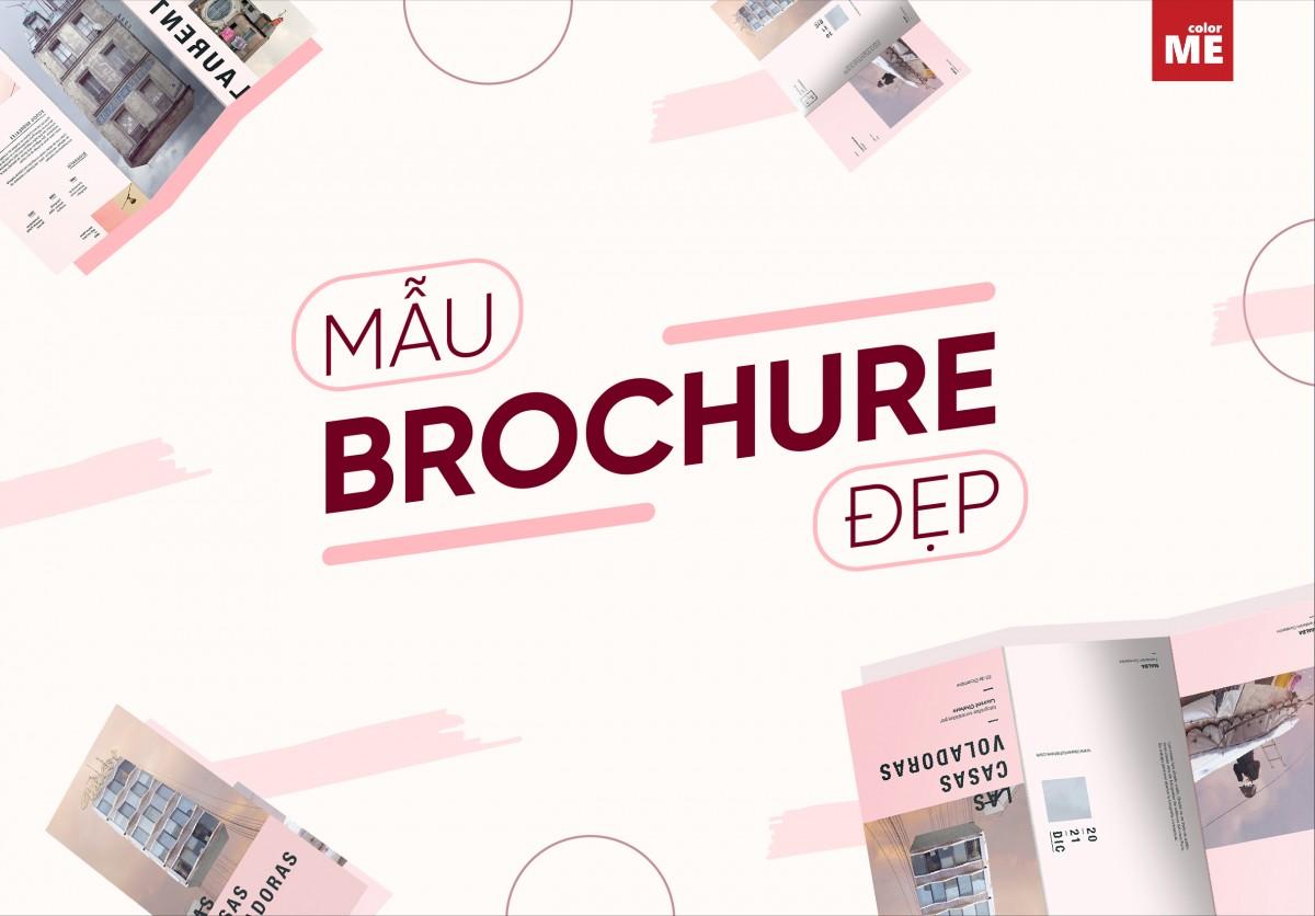 Brochure là một ấn phẩm truyền thông quan trọng đối với chiến lược kinh doanh của mỗi công ty. Nếu bạn đang thiết kế brochure, đừng bỏ qua 9 mẫu brochure đẹp được nhiều nhà thiết kế tin dùng dưới đây nhé
