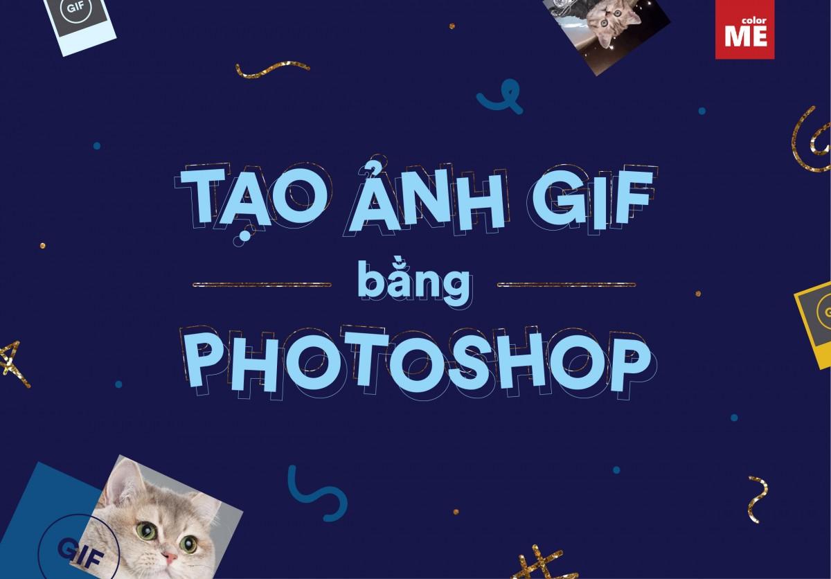Bạn có bao giờ tự hỏi những hình ảnh động (.GIF) trên facebook hay các trang web được tạo ra như thế nào không?Hiện nay có rất nhiều ứng dụng trên điện thoại hỗ trợ tạo GIF, tuy nhiên bài viết này sẽ hướng dẫn bạn cách chuyển ảnh thành GIF bằng Photoshop. Chỉ 5 bước cực kì đơn giản, cùng bắt đầu nhé!