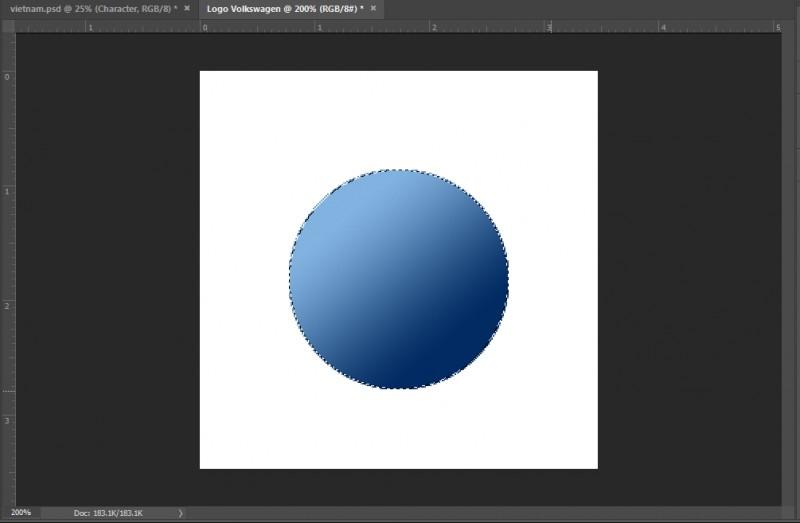 Hướng dẫn thiết kế logo bằng photoshop cơ bản 16