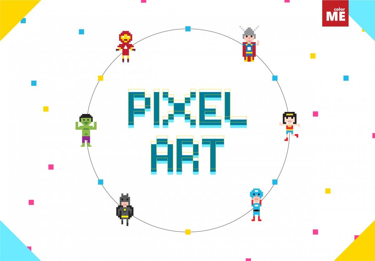 Pixel Art là một hình thức nghệ thuật mang cảm giác hoài cổ và tạo ra nét riêng biệt trong các ấn phẩm thiết kế, đặc biệt vô cùng phổ biến trong thiết kế game hiện nay. Vậy Pixel Art là gì? Ứng dụng của Pixel Art trong thiết kế bạn đã biết đến hay chưa? Hãy cùng ColorMe tìm hiểu qua bài viết sau nhé!