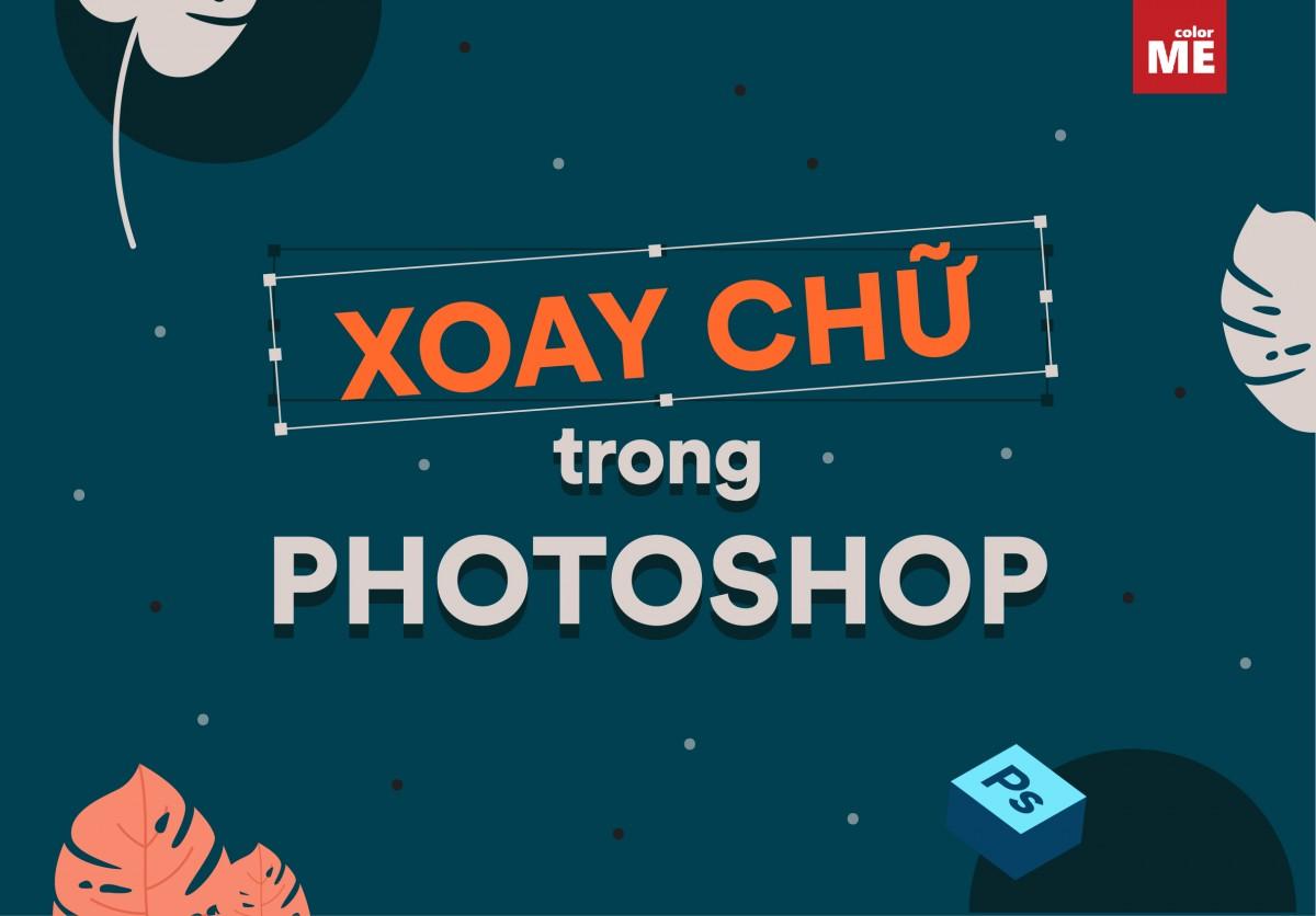 Công cụ Type tool trong Photoshop giúp bạn chèn chữ nhanh chóng cho thiết kế của mình. Bên cạnh việc viết chữ theo chiều ngang mặc định, bạn còn có thể đổi hướng chữ theo nhiều hướng khác nhau. Theo dõi bài viết dưới đây cùng ColorME nhé.