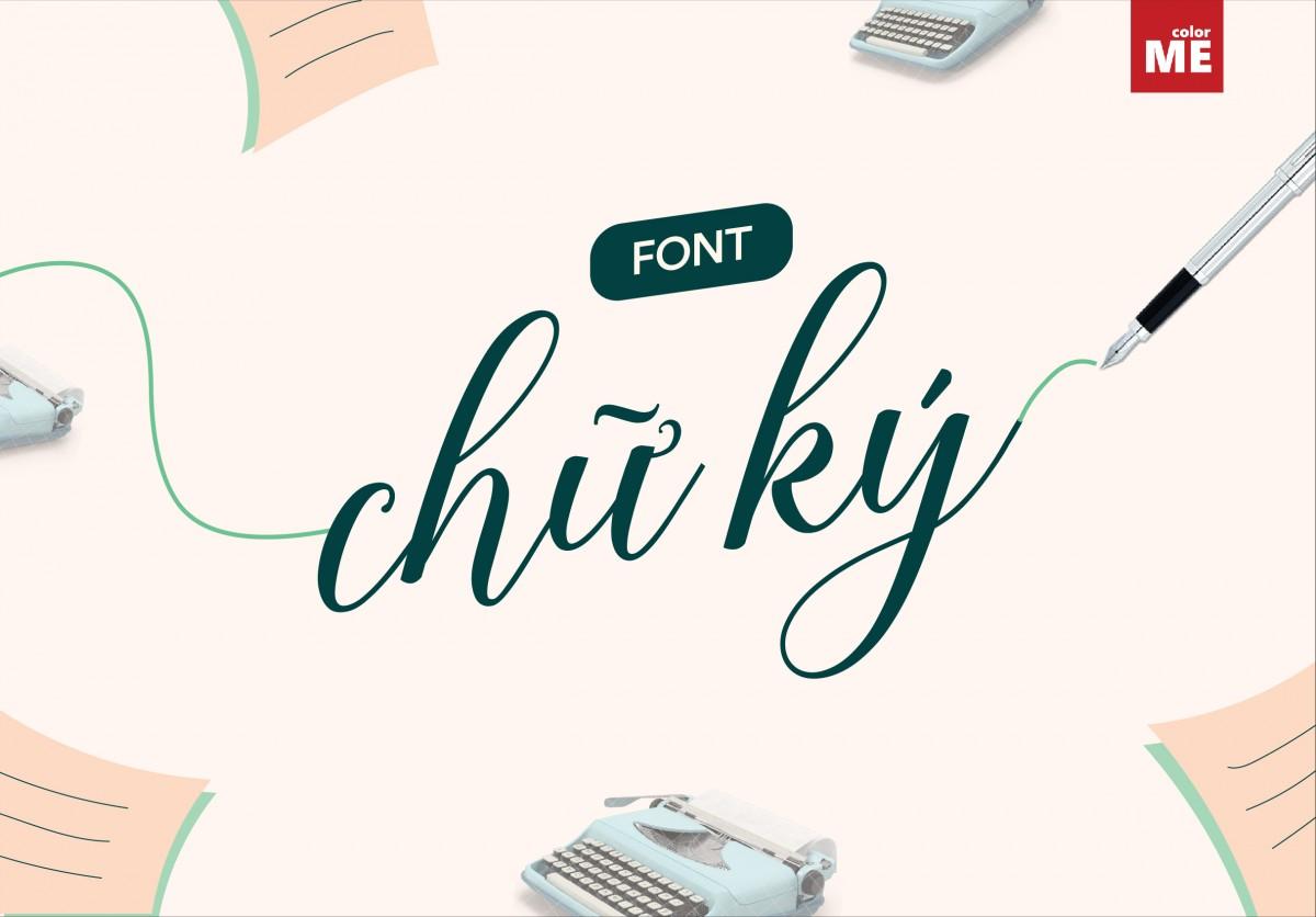 Sử dụng text với font chữ ký trong thiết kế như là một cách để mô phỏng những ấn bản thực tế hoặc để khẳng định dấu ấn cá nhân là một nhu cầu phổ biến ngày nay. Vậy font chữ ký là loại font gì mà lại có tác dụng đặc biệt như vậy? Và có những loại font chữ ký nào đẹp? Hãy cùng khám phá ngay trong bài viết sau nhé!