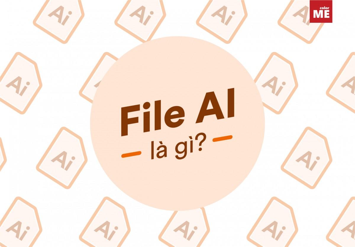 JPEG, PNG,PSD là các định dạng quen thuộc được phần lớn mọi người biết đến. Tuy nhiên, trong quá trình làm việc với các designer, hay tìm hiểu về thiết kế đồ hoạ, bạn sẽ bắt gặp rất nhiều các định dạng file khác nhau, trong đó file AI ngày càng trở nên phổ biến. Vậy file AI là gì và làm thế nào để mở file AI dễ dàng? Hãy cùng ColorMe tìm hiểu qua bài viết này nhé!
