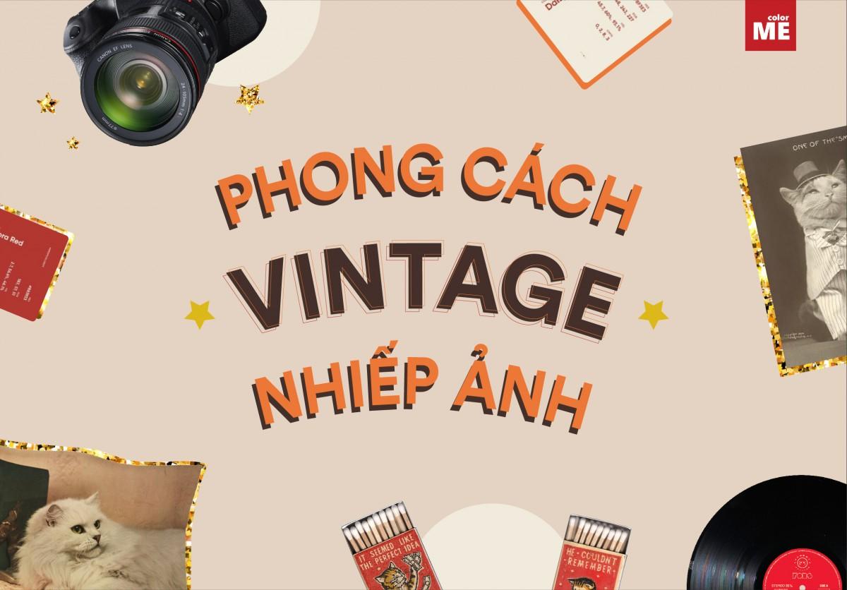 Vintage không còn là khái niệm lạ lẫm với nhiều người, nó tồn tại và được ưa chuộng trong rất nhiều lĩnh vực khác nhau như thiết kế, thời trang, kiến trúc...và nhiếp ảnh cũng không ngoại lệ. Vậy vintage trong nhiếp ảnh là gì? Cùng tìm hiểu về vintage trong nhiếp ảnh qua bài viết sau đây nhé.