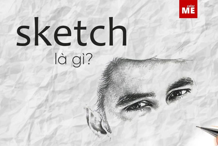 Sketch là một công đoạn vô cùng quan trọng trong bất kỳ quy trình thiết kế nào. Vậy sketch là gì? Cùng tìm hiểu qua bài viết dưới đây cùng colorME nhéSketch là gì?