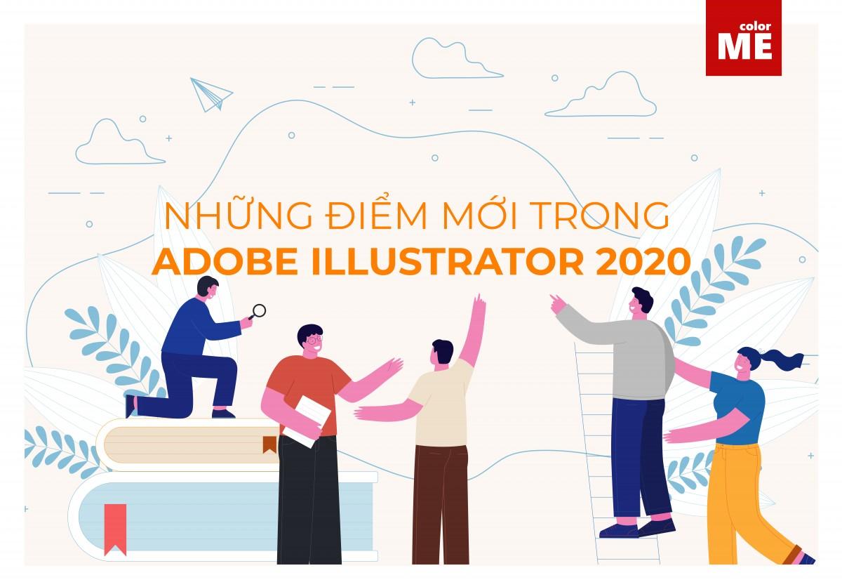 Adobe đã cho ra mắt phiên bản Adobe Illustrator 2020 với những tính năng mới lạ giúp tối ưu hoá trải nghiệm và hiệu suất làm việc của người dùng.