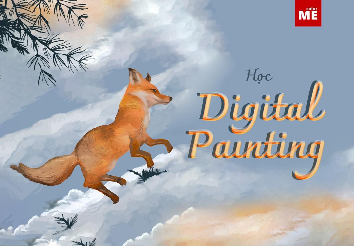 Bạn muốn học vẽ minh họa nhưng không có wacom? Đừng lo chỉ với một chiếc ipad và 8 ứng dụng vẽ tranh cực đỉnh sau đây, bạn có thể học digital painting ngay lập tức