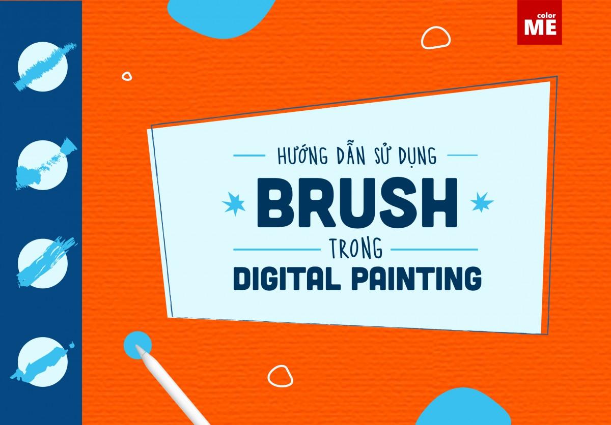 Hôm nay cùng tìm hiểu một số mẹo chọn brush trong digital painting với phần mềm Adobe Photoshop nhé. Việc biết mình nên sử dụng brush nào khi vẽ digital painting là vô cùng quan trọng đấy.