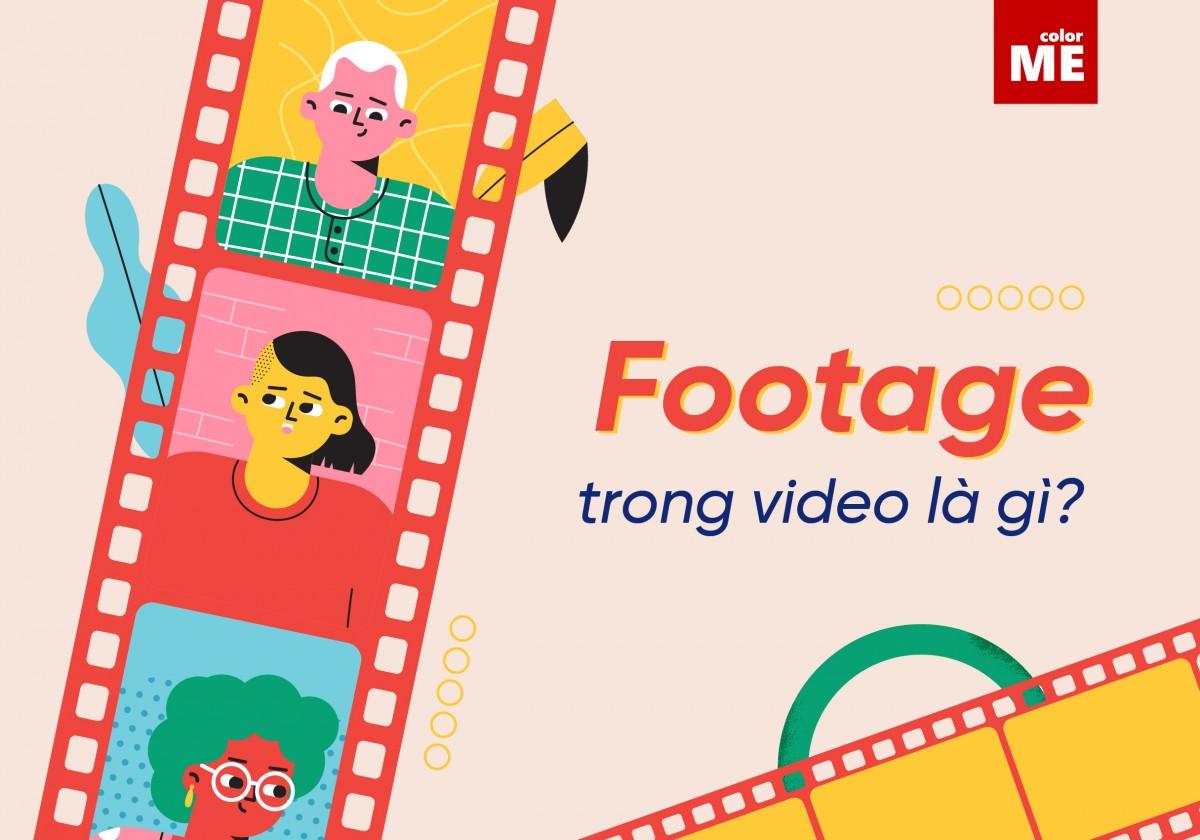 Footage là một trong những thành phần quan trọng để tạo nên một video hoàn chỉnh và hấp dẫn. Do đó, việc tạo ra những footage đẹp và chất lượng luôn là mục tiêu hàng đầu của các nhà làm phim, video. Vậy footage video là gì? Có những bí quyết nào để tạo ra những footage thật ấn tượng. Hãy cùng colorME khám phá trong bài viết dưới đây nhé.